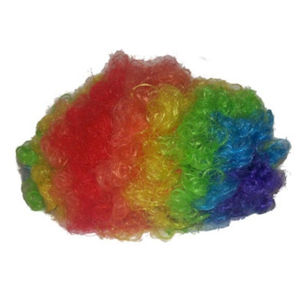 hight resolution of clown wig cliparts 2807533 license personal use