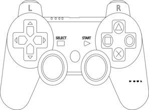 Free Game Controller Cliparts, Download Free Clip Art