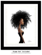 free cliparts natural hair