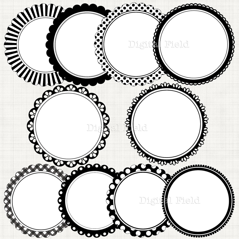 Circle Dot Clipart