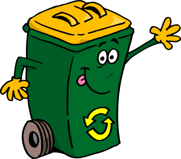 Throwing garbage anywhere clipart Clip Art Library