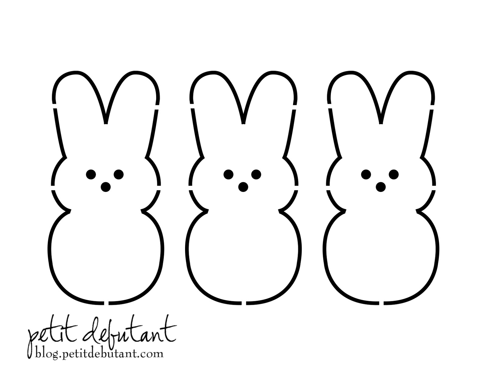hight resolution of peep vector clipart free
