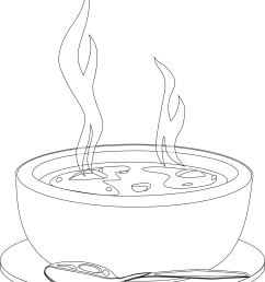 soup hot [ 1331 x 1616 Pixel ]