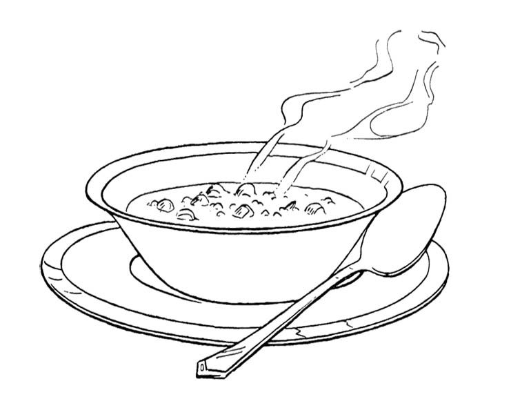 Free Warm Soup Cliparts, Download Free Clip Art, Free Clip