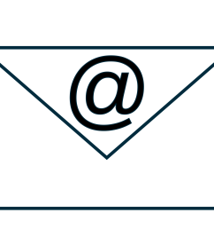 email clip art free [ 2400 x 1697 Pixel ]