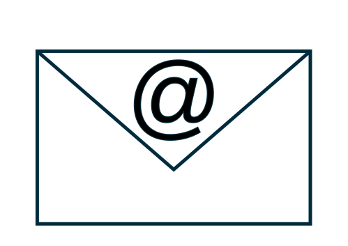 small resolution of email clip art free