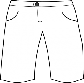 Short Pants Clipart