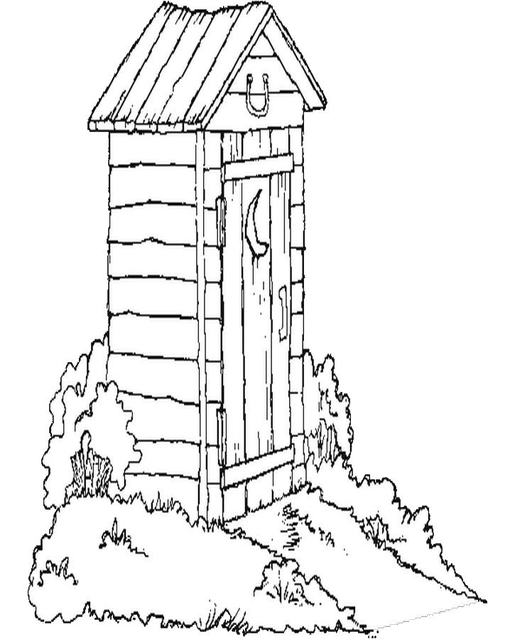 Free Outhouse Cliparts, Download Free Clip Art, Free Clip