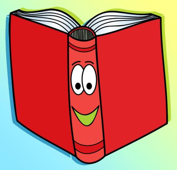 Animated Book Clip Art