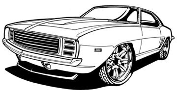Free Chevy Camaro Cliparts, Download Free Clip Art, Free