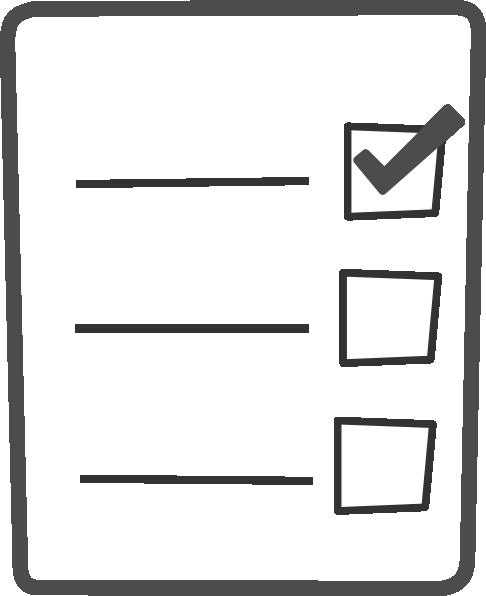 Free Blank Checklist Cliparts, Download Free Clip Art