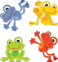 free frog clipart for teachers [ 875 x 1000 Pixel ]