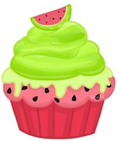 free green cake cliparts