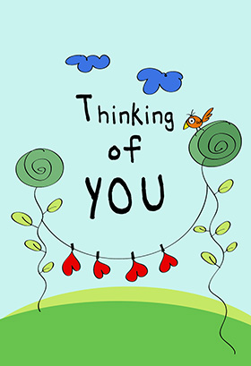 Thinking Of You Clipart : thinking, clipart, Thinking, Clipart, Library
