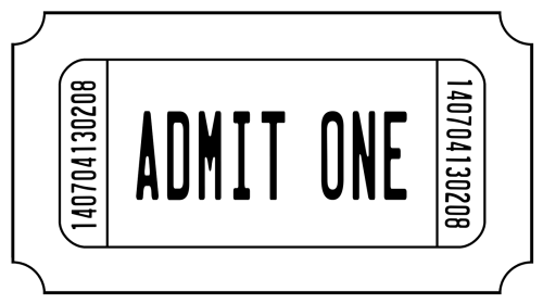 small resolution of carnival ticket template