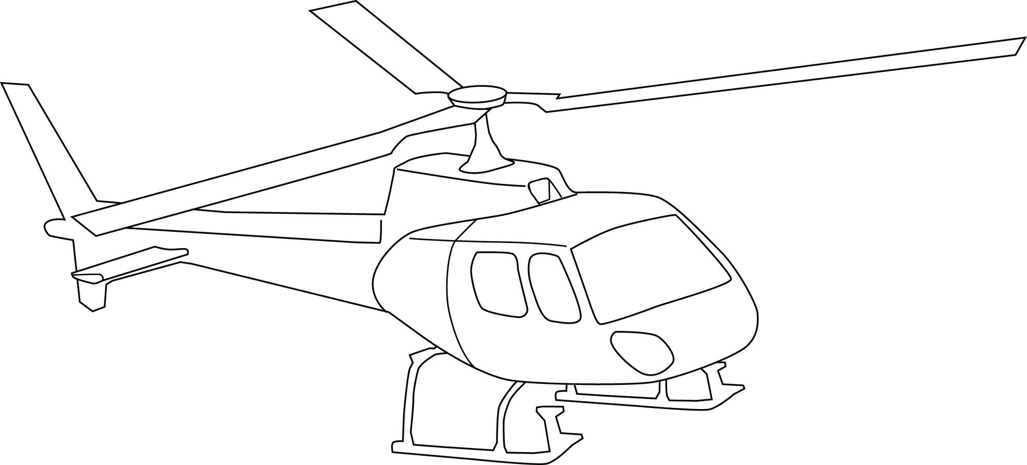 hight resolution of helicopter index