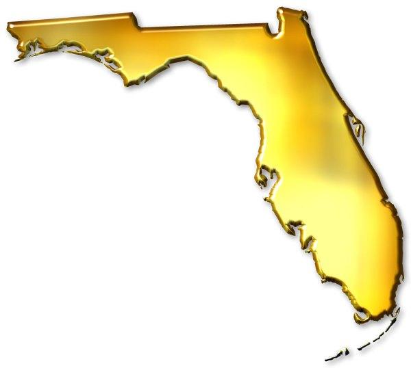 Free Florida Map Cliparts Clip Art