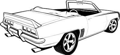 Free 1979 Mustang Car Cliparts, Download Free Clip Art