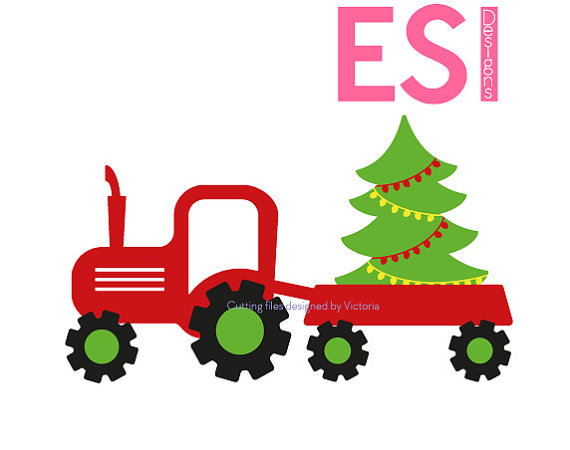 Free Christmas Truck Cliparts Download Free Clip Art