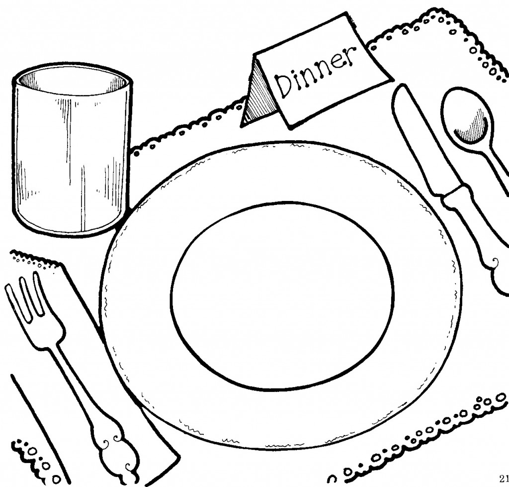Free Dinner Time Cliparts Download Free Clip Art Free
