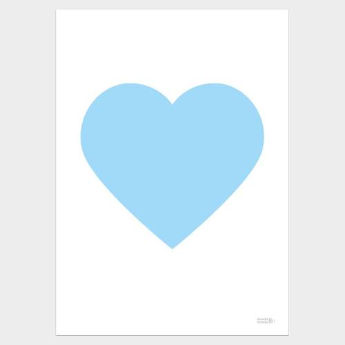 small resolution of clipart light blue hearts