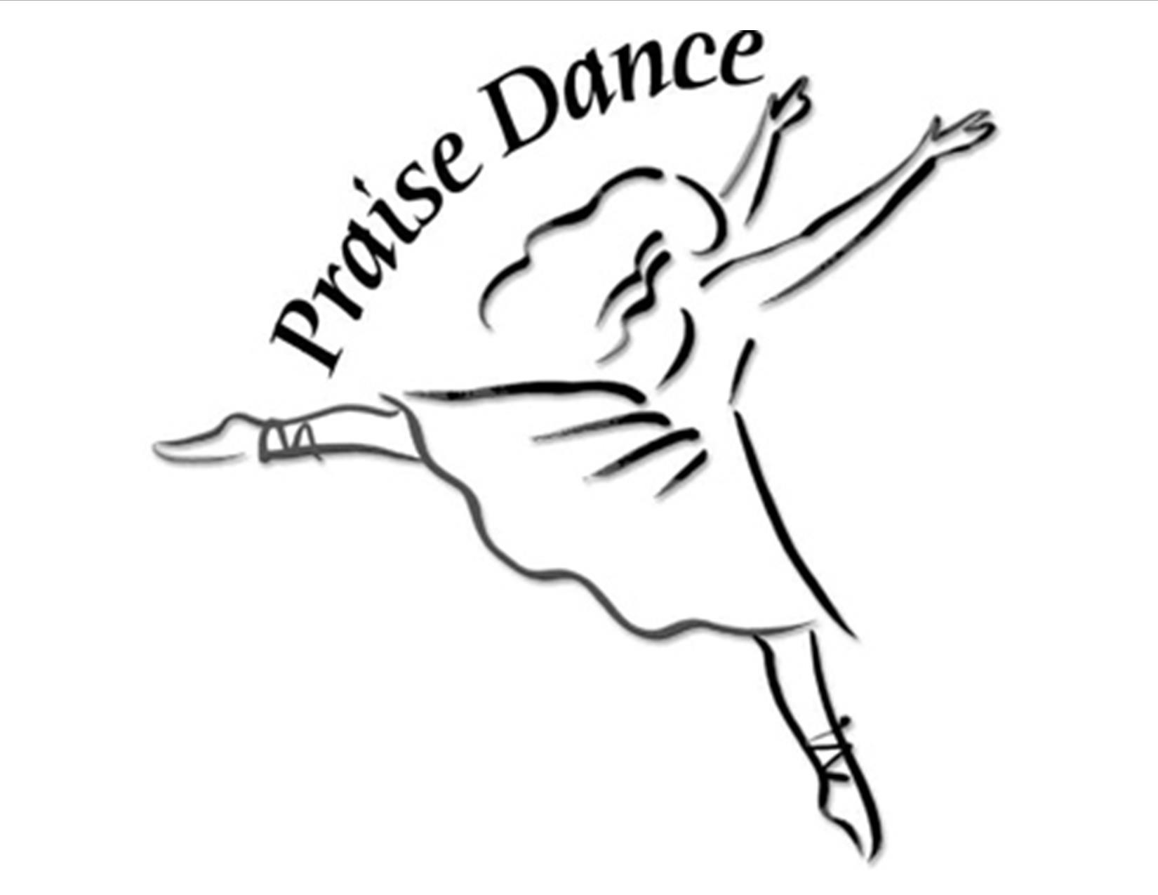 Worship Dance Clipart