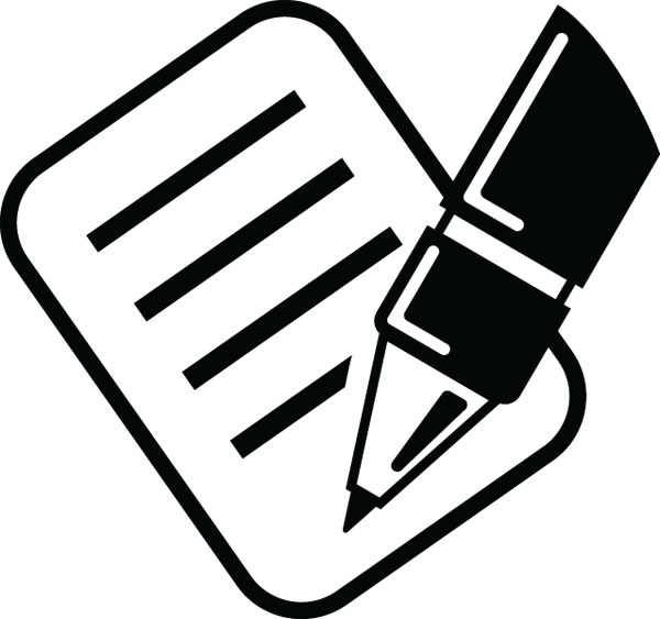 Free Signing Papers Cliparts, Download Free Clip Art, Free