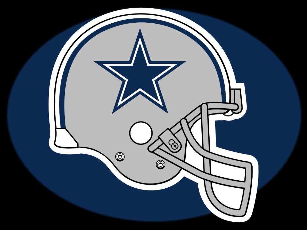 medium resolution of dallas cowboys helmet clip art