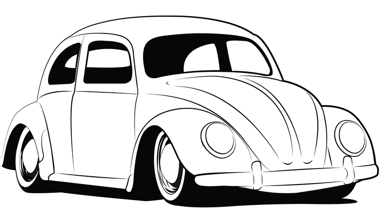 Free Volkswagen Beetle Cliparts, Download Free Clip Art