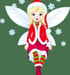 transparent christmas elf png clipart [ 1823 x 2102 Pixel ]