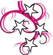 free swirl design cliparts