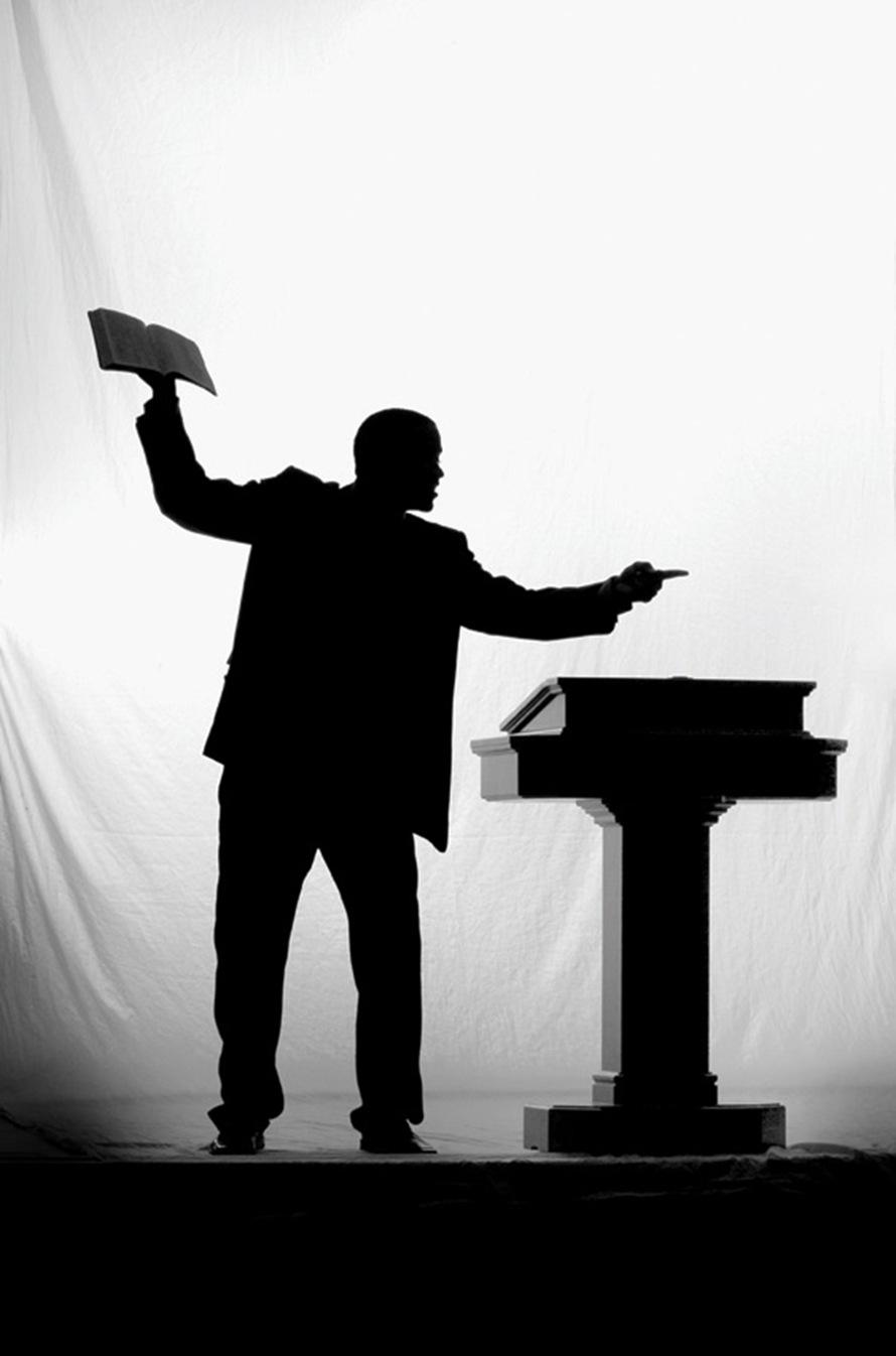 hight resolution of clipart preacher preaching