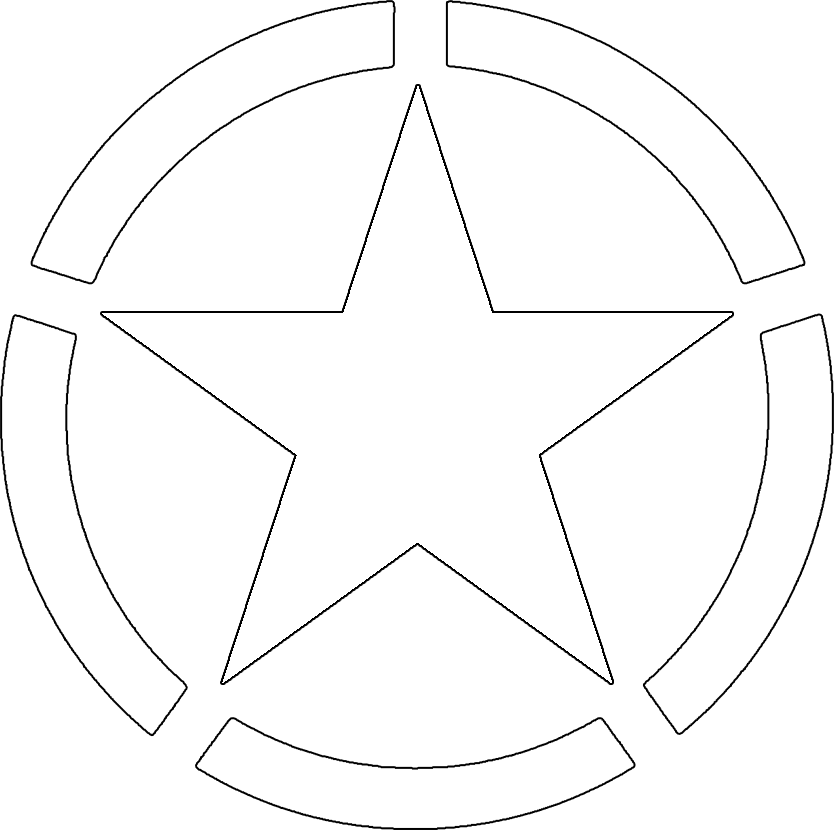 Free Military Stars Cliparts, Download Free Clip Art, Free