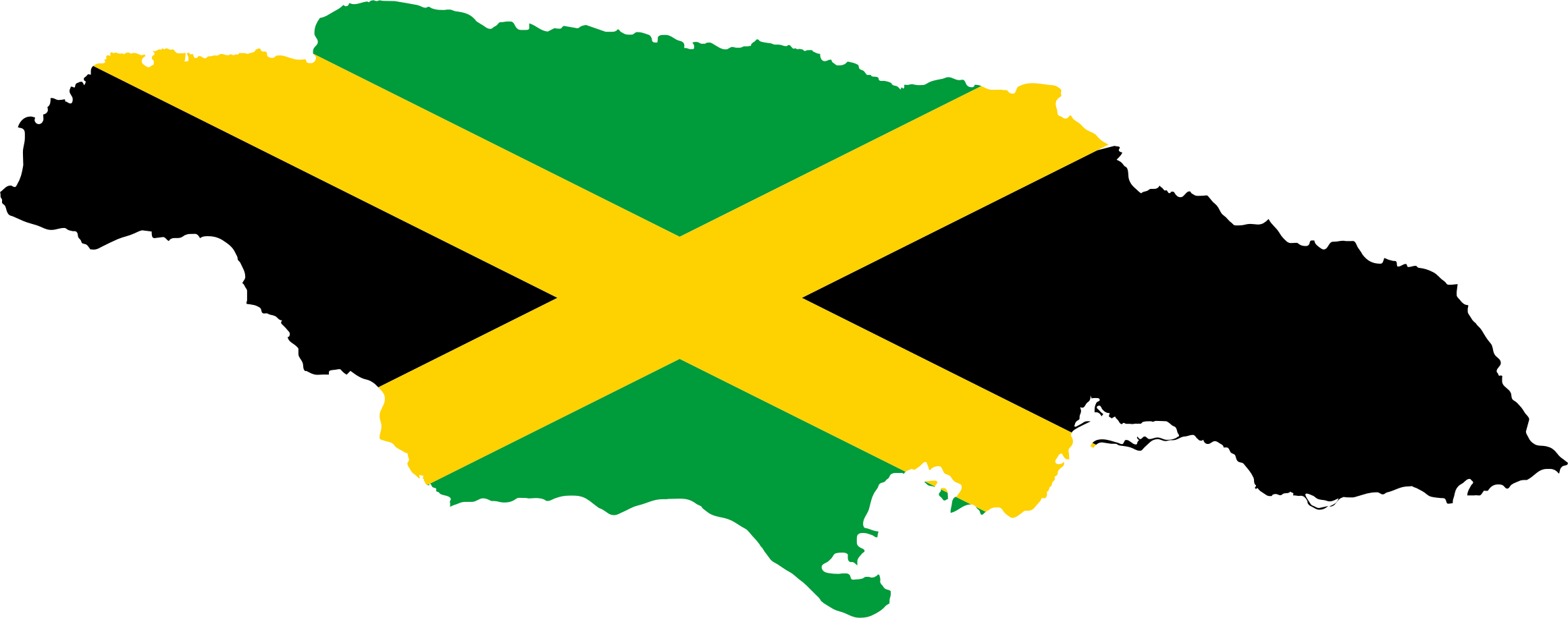 Free Jamaican Flag Cliparts Download Free Clip Art Free