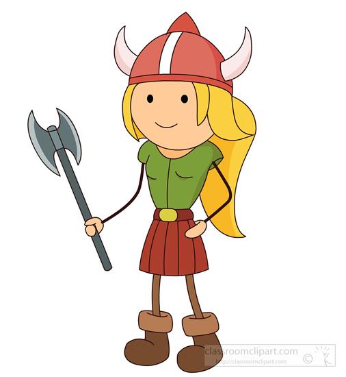 free viking axe cliparts