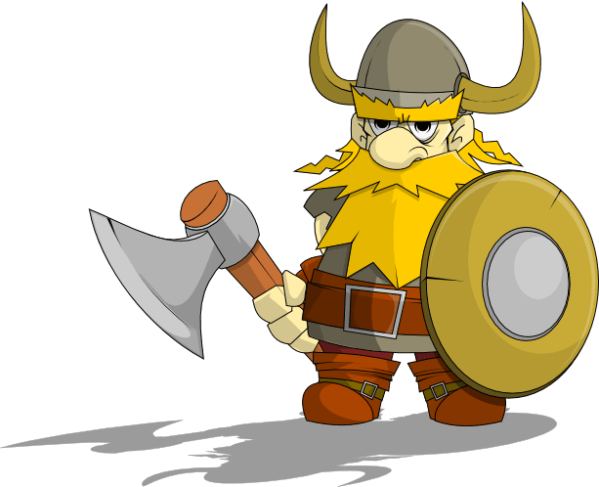 free viking axe cliparts