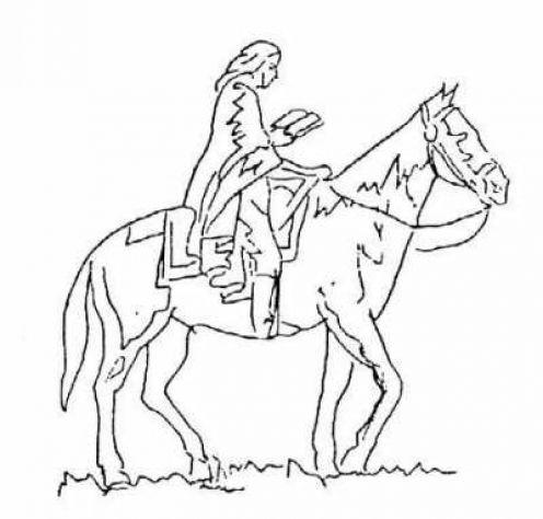Rider cliparts
