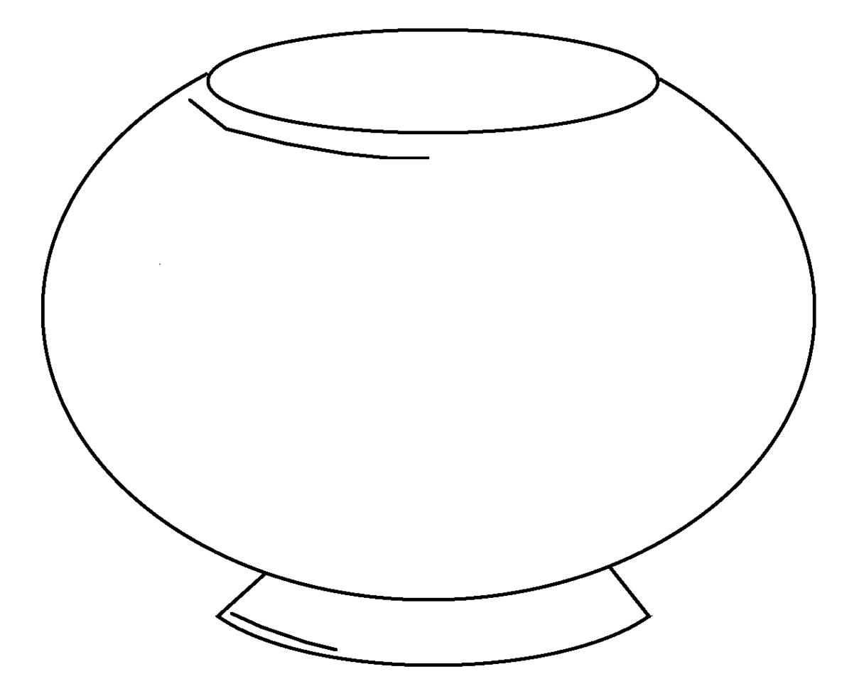Empty Fish Bowl Vector Download 772 Vectors