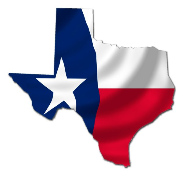 Texas State Clipart
