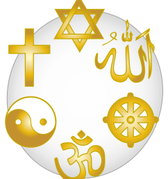 world religion cliparts 2944064 license personal use  [ 1397 x 1600 Pixel ]