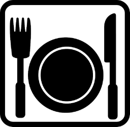 Free Plate Of Food Clipart Black And White Download Free Clip Art Free Clip Art on Clipart Library