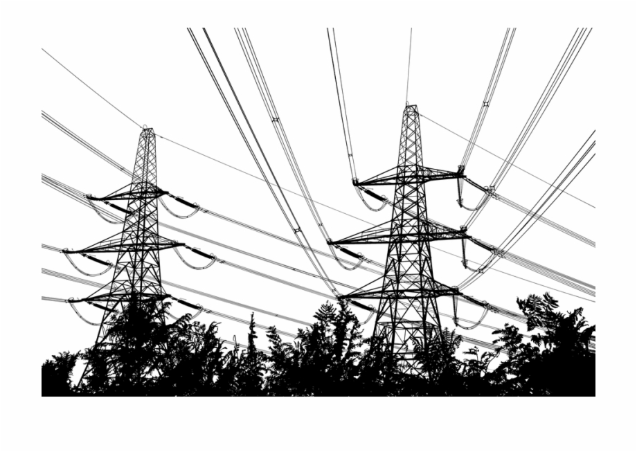 Free Electricity Clipart Black And White, Download Free