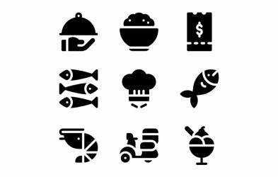 Asian Food Restaurant Information Technology Icons Png Clip Art Library