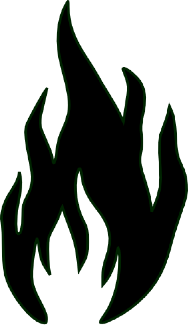 Black Flames Png : black, flames, Black, Flames, Download, Clipart, Library