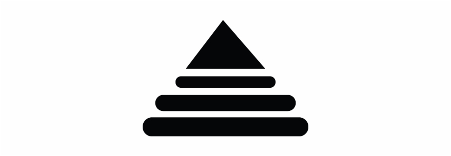 Free Food Pyramid Black And White, Download Free Clip Art