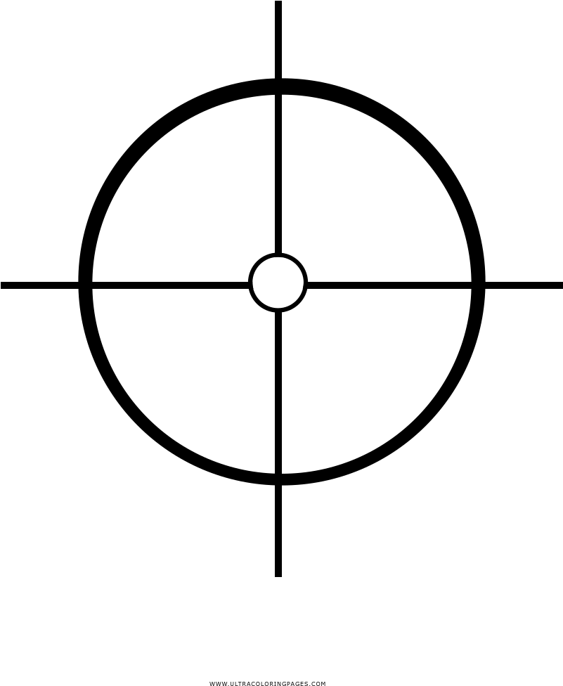Red Dot Crosshair Png : crosshair, Crosshair, Download, Clipart, Library
