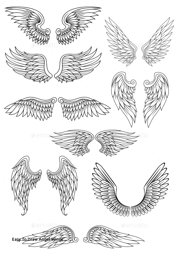 Angel Wings Png Clipart : angel, wings, clipart, Angels, Wings, Library
