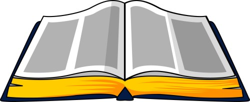 small resolution of open bible clipart