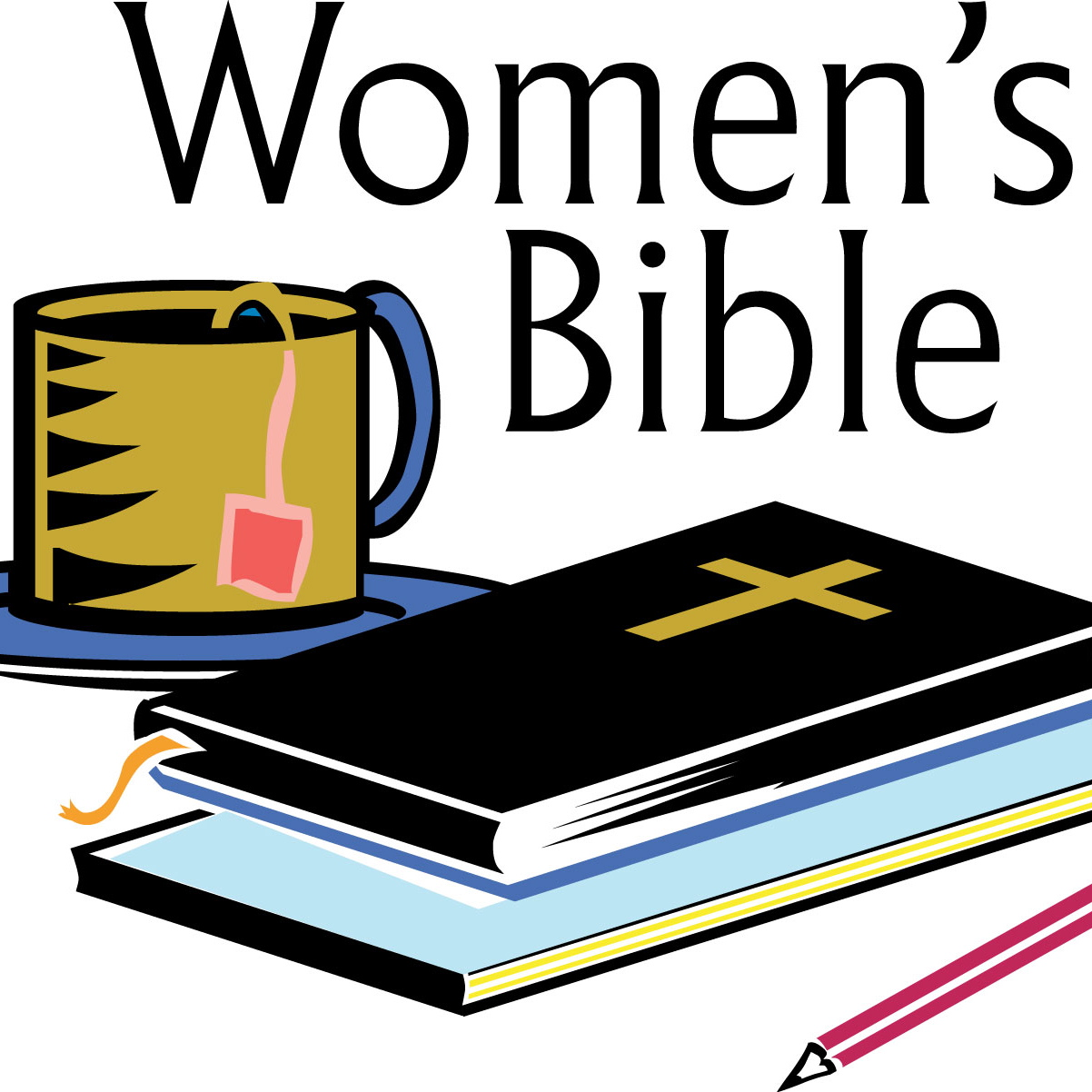 hight resolution of womens bible study clipart