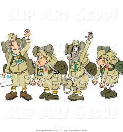 boy scout border clipart 3 [ 1024 x 1044 Pixel ]